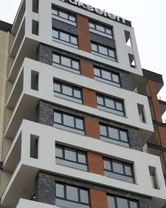 Dış cephe kaplama seçenekleri ile binalarınıza harika bir görünüm kazandırın.
